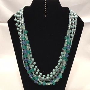 Lia Sophia Beachfront necklace 20""